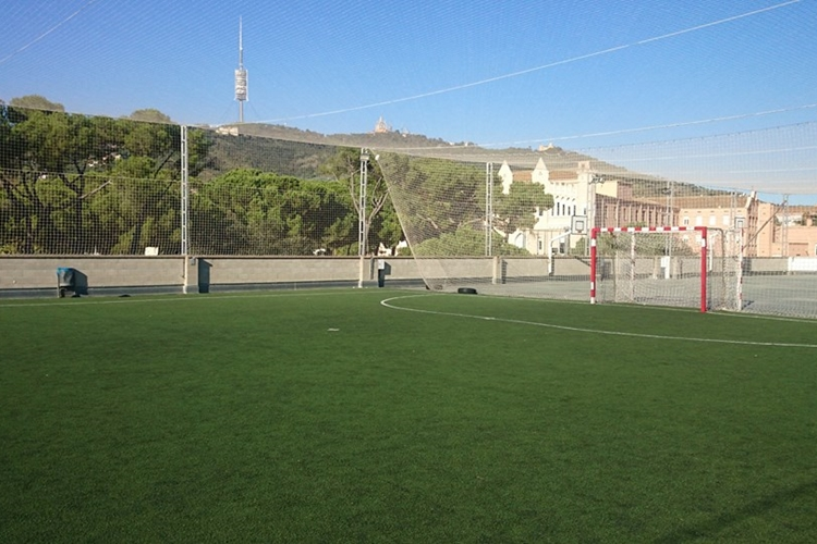Pista 1 futbol sala Sagrat Cor Barcelona