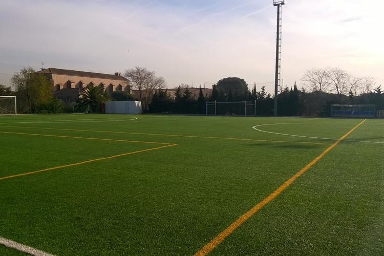 Pista 2 futbol 7 Sagrat Cor Barcelona
