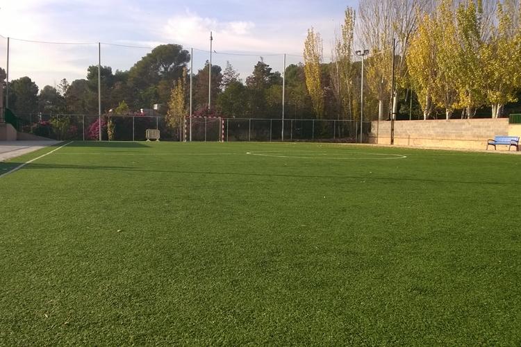 Pista futbol sala Sagrat Cor Barcelona
