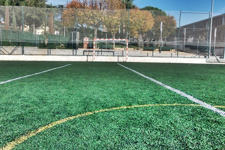 pista 1 futbol sala colegio Jesus Maria Barcelona