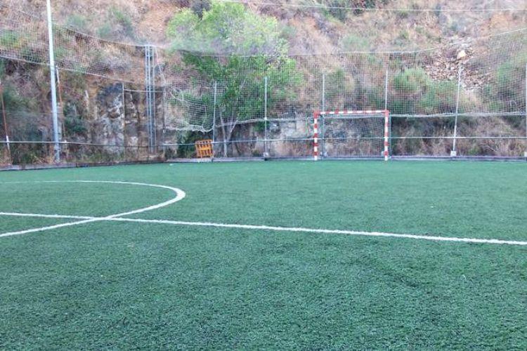 pista futbol sala Thau Pedralbes
